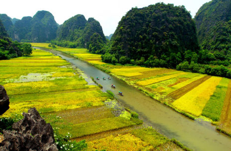 HANOI-HALONG BAY-NINH BINH 4 DAYS 3 NIGHTS (Easy choice)